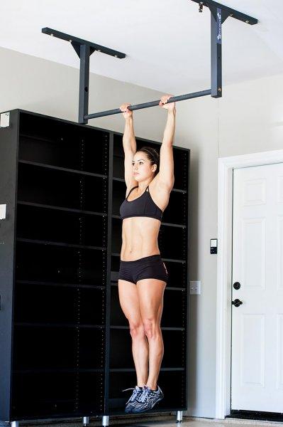 CrossFit Jackie Perez StudBar Pull Up