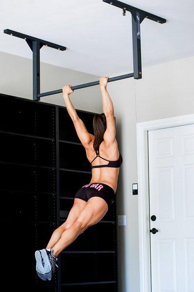 CrossFit Jackie Perez StudBar Kipping Pull Up
